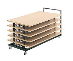 table pliante bureau tables pliantes modulables stockage ubia mobilier bureau