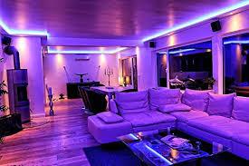 moderne led stuck leiste licht profil für indirekte wandbeleuchtung und deckenbeleuchtung zb im wohnzimmer schlafzimmer oder küche mit led flexband