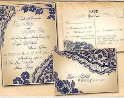 Vintage Wedding Invitation Templates Rustic Invitations Uk
