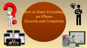 to Erase Everything on iPhone Securely and pletely