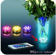 waterproof multi colored light bulb submersible rgb led light