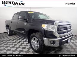 Used 2014 Toyota Tundra SR5 4D CrewMax 65650 17 14094 Automatic ...