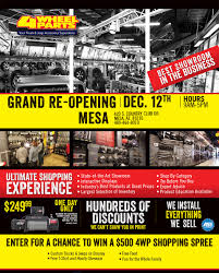 Grand Re-Opening Mesa, Arizona 4 Wheel Parts Used Cars Inhouse Fancing 48th State Automotive Mesa Az Home Page Southwest Work Trucks Auto Dealership In Arizona Truck Companies Phoenix Elegant 20 Photo Only New And Wallpaper Az Offroad 2016 Ford F150 2018 F150 Raptor Big Timber Montana Pt 3 Carpet Cleaning Tile Miramar Commercial Department Customer Testimonials Town And Country Motors Lovely 2004 Chevrolet Silverado 2500hd Ext Cab