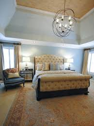 Exterior Design Traditional Bedroom Design With Tufted Bed And by 10 Chandeliers That Are Dining Room Statement Makers Hgtv U0027s