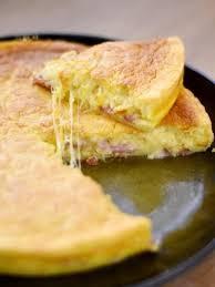 idee cuisine facile quiche au fromage façon gâteau magique recette gâteau magique