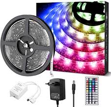 le rgb led lights 5 m 5050 smd self