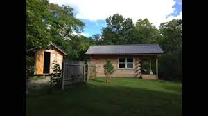 AMISH MADE TINY HOUSE IN MICHIGAN