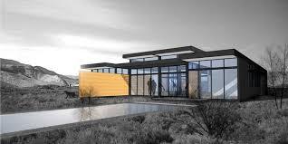 101 Simpatico Homes Courtyard House Prefab Home In 2021 Courtyard House Prefab Prefab