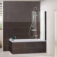 duschkabine duschabtrennung dusbad vital 1 black edition aufsatz badewanne drehfalttür esg 6mm made in germany glasduschen duschkabinen