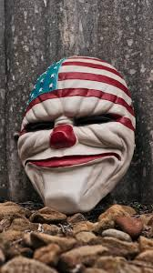 Payday 2 Halloween Masks Disappear by Download This Wallpaper Iphone 5s Video Game Payday 2 720x1280