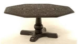 Hanamint Grand Tuscany Patio Furniture by Grand Tuscany Luxury Cast Aluminum Hexagonal Dining Table By Hanamint