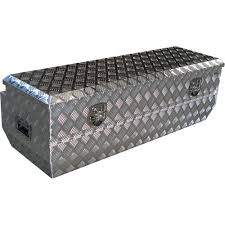 ALUMINIUM CHEST UTE/TRUCK BOX 1450MM – Tool And Safety Warehouse