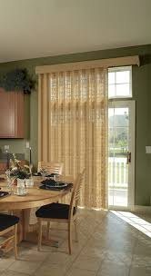 Kitchen Curtain Ideas For Large Windows by Best Sliding Door Window Treatments Treatments Are Needed