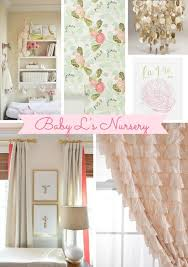 Mint Curtains For Nursery by Best 25 Cream Childrens Curtains Ideas On Pinterest Kitchen