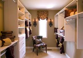 feature walk in closet and jewelry storage
