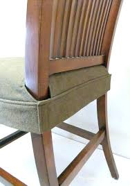 Build A Dining Room Chair Chairs How To Make Seat Cushions For