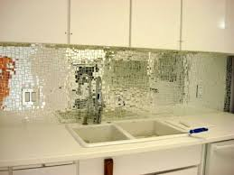 clear glass tile mosaic backsplash smith design glass tile