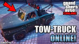 100 Tow Truck Games Online PATCHED GTA 5 ONLINE GET THE RARE TOWTRUCK ONLINE NO MODS