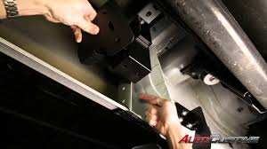 Amp Research Bed Step 2 by Amp Bed Step 2 Install On Dodge Ram 2500 Autocustoms Com Youtube