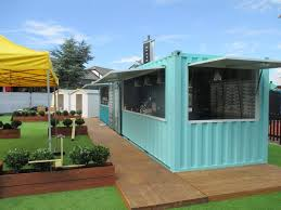 100 Shipping Containers Converted Container Bars Restaurants And More Gap Ltd