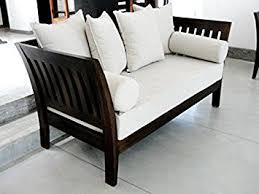 Lifeestyle Com Sheesham Wood Sofa Set With Cushion Without Covers3 1