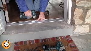 reliable sources to learn about exterior door threshold types