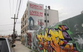 Big Ang Mural Brooklyn by Bushwick Artists Say Ads And Billboards Are Destroying Iconic