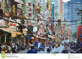 100 Saigon 8 VietnamMarch 2015 The Streets Of Ho Chi Min