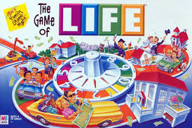 The Game Of Life Was Originally Released In 1860s As Checkered Has Been Popular Since Very Beginning