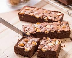 cuisiner sans lactose brownies chocolat et noix sans lactose cuisine az