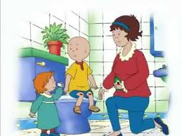 image caillou the patient jpg caillou wiki fandom powered by