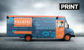 100 Truck Designs Food Featured On Print Magazine Design Womb