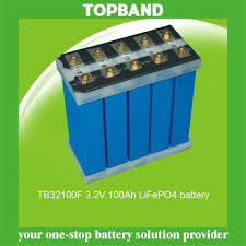 100 Truck Battery Prices Electric 32V 100Ah Wholesale Price Shenzhen Topband