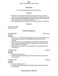 College Student Resume For Internship Unique Examples Marvelous Templates Template