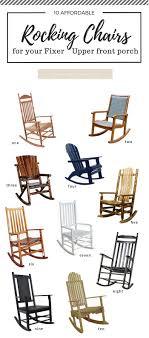 10 Awesome Porch Rocking Chairs | Rocking Chair Porch, Patio ...