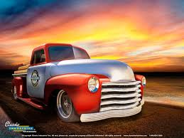 100 Classic Industries Chevy Truck Free Desktop Wallpaper Download