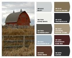 Rustic House Interior Paint Colorsrustic Colors25 Best Ideas