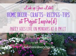 Project Inspire d} Link Party 165