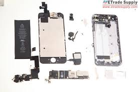 iPhone 5S Repair step by step disassembly instruction