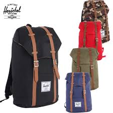 Top Brand Bag New Style Fashion Backpacks Herschel Backpack Retreat Mans Travel Bags Ladys