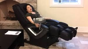 Cozzia Massage Chair 16027 by Massage Chair Demonstration Youtube