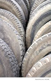 100 Used Truck Tires Picture