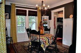 Curtains Dining Room Formal Drapes