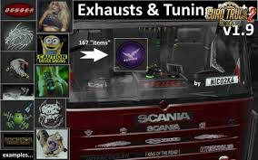 EXHAUSTS AND TUNING PARTS FOR TRUCKS V1.9 TUNING MOD -Euro Truck ... Pick Em Up The 51 Coolest Trucks Of All Time Ideas 1967 To 1972 Scs Extra Bumpers And Parts V 12 For Ats Mod Renault Cporate Press Releases France The Pro Stock Tour Photo Album Speedway660 Sponsors For Closes Season With Awards Banquet Autocar Factyauthorized Industrial Power Truck Tank Services Inc Your Premier Distributor Now Spare Parts Trucks Buses Tractors Cars Gearbox Differential 44 Wreckers Perth Wa We Buy 4wd Suv Ute Four Exhausts Tuning 20 Allmodsnet Gabrielli Sales 10 Locations In Greater New York Area
