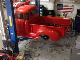 1951 Chevy 3100 - Full Modification Truck - Rowes Rod And Custom, LLC.