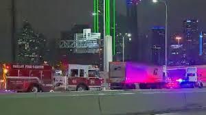 100 Postal Truck Fire US Postal Worker Found Fatally Shot In Mail Truck In Dallas