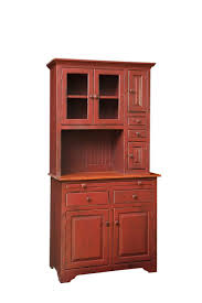 Primitive Furniture Hoosier Hutch Decor Country Kitchen Cottage Pine Wood New