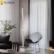 moderne aluminium boden len für wohnzimmer schlafzimmer