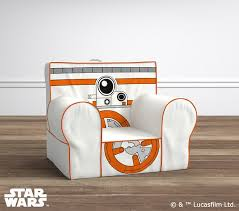Pottery Barn Anywhere Chair Directions by Star Wars Bb 8 Anywhere Chair Pottery Barn Kids