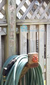 Garden Hose Faucet Extender by Best 25 Water Hose Holder Ideas On Pinterest Hose Storage
